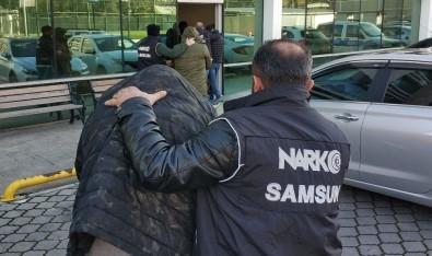 Otelde Ele Geçen Uyuşturucuyla İlgili 3 Kişi Tutuklandı