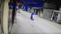 Otomobilin Altında 700 Metre Sürüklenen Genç Kadının Kaza Öncesi Görüntüleri Ortaya Çıktı