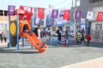 PARTİ MECLİSİ - Ovaeymirli Çocukların Park Keyfi