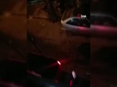 Polisten kaçan silahlı şahıslar parti alanına daldı: 9 ölü, 7 yaralı