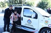 ENGELLİ VATANDAŞ - Tarsus Zabıtası, İşaret Diliyle Engellilere Hizmet Vermeye Başladı