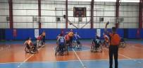 GENÇ FENERBAHÇELİLER - Türkiye Bedensel Engelliler Tekerlekli Sandalye Basketbol 2. Ligi