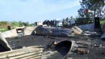 YABANCI İŞÇİ - Ürdün'de Çiftlik Yangını Açıklaması 13 Pakistanlı Öldü