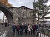 KARACADAĞ - Uzakdoğu Asya Ve Güney Amerikalı Tur Operatörleri Diyarbakır'da