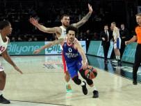 SAYıLAR - Anadolu Efes, CSKA Moskova'ya Kaybetti