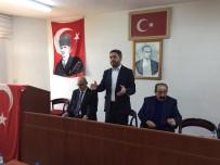 İLÇE KONGRESİ - Arapgir'de Muharrem Yedekçi Güven Tazeledi