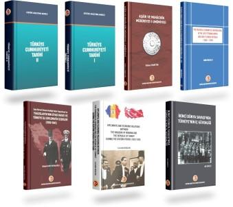 Atatürk Araştırma Merkezi Başkanlığından 7 Eser Daha