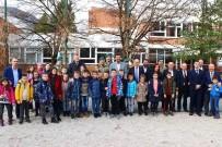 Bağcılar Belediyesinin Bosna'da İnşa Ettiği 3. Türkçe Sınıfı Hizmete Açıldı