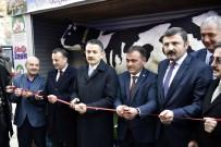 SULTAN SÜLEYMAN - Bakan Pakdemirli 'Akıllı İnek' Projesinin Açılışını Gerçekleştirdi