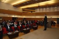 ELIF DAĞDEVIREN - Başkan Büyükkılıç, 'Turizmin, Şöyle Bir Omuz Verilse Önemli Noktaya Geleceğini Biliyoruz'