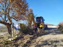 ŞEBEKE HATTI - Belediyeden Yeni Aboneler İçin Şebeke Hattı