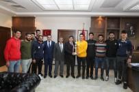 MEHMET GÜVEN - BEÜ Erkek Voleybol Takımı 1. Ligde