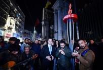 MIMAR SINAN ÜNIVERSITESI - Beyoğlu Belediyesi, İstiklal Caddesi'ne Yapılan Yenilikleri Ve Projeleri Tanıttı