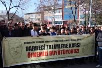 Bingöl'de Doğu Türkistan'daki Zulümler Kınandı
