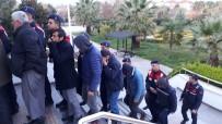 Bursa'da Kaçak Define Avcılarına Operasyon Açıklaması 13 Gözaltı