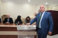 SEÇİMİN ARDINDAN - Ceylanpınar'da Belediye Başkanı Feyyaz Soylu Oldu