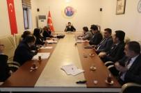 Erzincan'da Çocuk Koordinasyon Toplantısı Düzenlendi