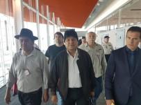 BOLIVYA - Evo Morales Açıklaması 'Bolivya'nın Yasal Devlet Başkanı Benim'