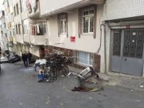 Gaziosmanpaşa'da Yangında Kundaklama Şüphesi