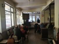 Hırsızlar Köyün 4 Kahvesinden Televizyonları Çaldı, Köylüler Çaresiz Kaldı