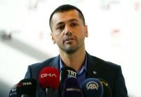 HASAN DOĞAN - Hüseyin Üneş Açıklaması 'Öncelikli Hedefimiz Süper Lig'