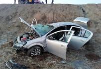 Kahramanmaraş'ta Otomobil Takla Attı Açıklaması 1 Ölü, 4 Yaralı