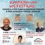 FINDIK EZMESİ - Kaysermall Outlet, 'Kış  Festivali' İle Adını Duyurmaya Devam Ediyor