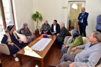 Kepez'in Yaşlıları Kültür Ve Sanatla İç İçe Olacak