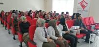 Malazgirt'te 'Mahremiyet Eğitimi' Semineri