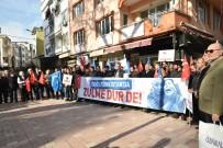 MUSTAFA BULUT - Mustafakemalpaşa Doğu Türkistan İçin Tek Ses Oldu