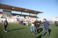 SPOR OYUNLARI - Okul Müdürleri Geleneksel Spor Oyunları İle Motive Oldular