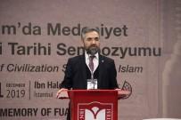 BİLİM ADAMI - Prof. Dr. Recep Şentürk, ''2019 Fuat Sezgin Yılı Kapsamında 817 Etkinlik Gerçekleştirildi''