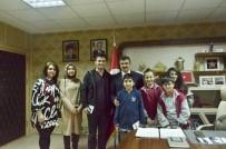 REHBER ÖĞRETMEN - Saltukbey Ortaokulu Robotik Kodlama Proje Ekibinden Sosyal Duyarlılık Örneği