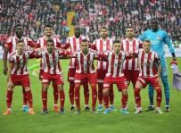FATIH AKSOY - Sivasspor'un Gençlerbirliği Kafilesi Belli Oldu Açıklaması 4 İsim Kadroda Yok!