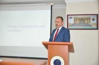 ESNAF ODASı BAŞKANı - Sungurlu TSO'dan E-Belge Dönüşüm Semineri