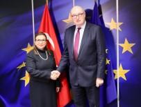 SERBEST DOLAŞIM - Ticaret Bakanı Pekcan Açıklaması 'Gümrük Birliği'nin Güncellenmesinde Karşımızda Güçlü Bir İrade Görmekten Memnun Olduk'