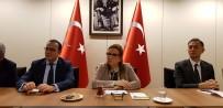 SERBEST DOLAŞIM - Ticaret Bakanı Pekcan Açıklaması 'Ticari İlişkileri Siyasi İlişkilerin Lokomotifi Yapacağız'