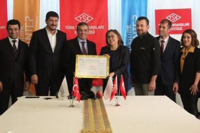 TSE Başkanı Adem Şahin Açıklaması 'Yeme İçme Güvence Altına Alınmalı'