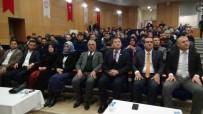 DEPREM UZMANI - 'Türkiye'de Deprem Gerçeği Ve Muş' Programı