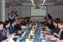 TACIKISTAN - Türkiye-Tacikistan 1. Turizm Çalışma Grubu Toplantısı İstanbul'da Gerçekleştirildi