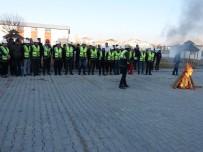 İŞ KAZASI - VEDAŞ Çalışanlarına 'İş Sağlığı Ve Güvenliği' Eğitimi