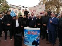 REFAH PARTİSİ - Yalova'da 4 Partiden Çin Zulmüne Ortak Kınama