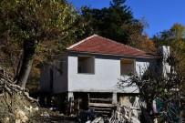 Yangın Sonucu Kullanılamaz Hale Gelen Ev Yeniden İnşa Edildi