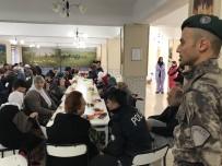 Afyon Emniyeti'nden Huzurevine Duygulandıran Operasyon