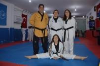 Aile Boyu Tekvandocuların Hedefi Şampiyon Olmak