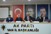 VAN YÜZÜNCÜ YıL ÜNIVERSITESI - AK Parti Van İl Başkanlığından Manevi Değerler Eğitim Programı