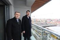 Bakan Murat Kurum Açıklaması '550 Bağımsız Bölümü 2020 Yılı Sonu İtibariyle Tamamlayacağız'