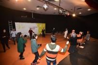 YETENEK SıNAVı - Başkent'in Sanat Fabrikası Açıklaması Başkent Tiyatroları