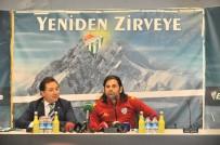 İBRAHIM YAZıCı - Bursaspor'da Üzülmez Dönemi Başladı