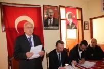 MUSTAFA DOĞAN - CHP Oltu İlçe Başkanlığı Kongresi Yapıldı